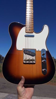 Picture of Previous Custom Guitar Builds