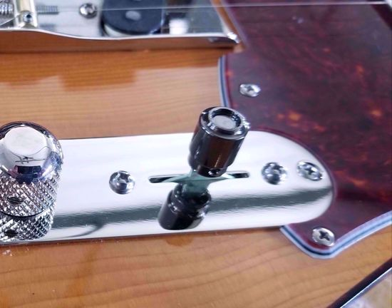 Picture of Traditional Switch Tip (Black Nickel Plate)